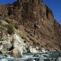 A large rock formation overlooks the gorge area. - Examining The Sacramento Watershed: An In-Depth Look At The Issues