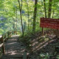 Be aware of conditions in the gorge before you go into the gorge to access the Blue Hole at Rock Island State Park. - 10 Must-Do Hikes Near Nashville, Tennessee