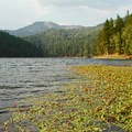 Squaw Lakes in the Siskiyou National Forest.- Oregon's 60 Best Lakes for Summer