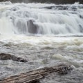 The base of Buttermilk Falls is an inviting place to swim in summer.- 5 Fantastic Waterfalls in the Adirondacks