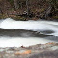 Cloudy days allow for long exposures at the Buttermilk Falls.- 5 Fantastic Waterfalls in the Adirondacks