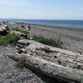 Direct Birch Bay beach access from Birch Bay State Park Campground.- Must-Do Adventures Near Bellingham, Washington