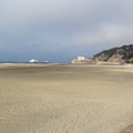 Looking north toward the Cliff House and Seal Rocks at Ocean Beach.- Sink Your Toes into Miles of Sand