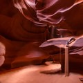 Visual playland in Antelope Canyon.- 12 Incredible Adventures in Arizona
