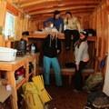 Mount Hood's Barlow Ridge Hut.- 10 Winter Huts You Should Visit