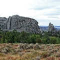 City of Rocks.- Astounding Rock Formations