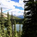 Tower Lake from the headwall.- Amazing Alpine Lakes