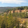 """Exposed earth of the """"diggins"""" mining pit at Malakoff Diggins State Historic Park.- Examining The Sacramento Watershed: An In-Depth Look At The Issues"""
