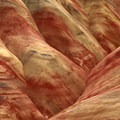 Painted Hills.- An Ode to Dr. Seuss