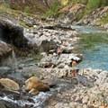 Kirkham Hot Springs.- Best Winter Adventure Destinations