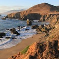 Golden autumn light along the Kortum Trail.- A Guide to Fall Adventure in California
