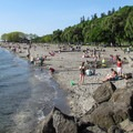 The Golden Gardens Park beach.- Adventure in the City: Seattle