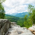 An overlook along the Jay Mountain trail.- Incredible Adirondack Hikes Below 4,000 Feet