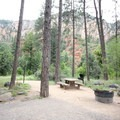 Pine Flat Campground. Honorable Mention - Best Campground.- Winter 16/17 Awards + Prizes Announced