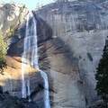 Nevada Falls.- The West's 100 Best Waterfalls