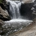 Three Sisters Waterfall.- California's 35 Best Swimming Holes
