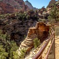 Canyon Overlook, Zion National Park.- Favorite Family-friendly Hikes in U.S. National Parks