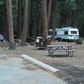 Upper Pines Campground.- Guide to Camping in Yosemite National Park