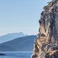 Climbers at Juniper Point, Lighthouse Park.- Best Day Hikes near Vancouver, B.C.
