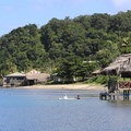 Punta Gorda's beachfront, Roatan.- 5 Warm-Weather Winter Getaways