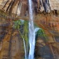 Lower Calf Creek Falls.- 50 Favorite Hikes in Utah