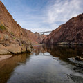 Goldstrike Hot Springs sit at the edge of the Colorado River.- Hot Springing Across Nevada