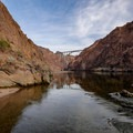 At the edge of the Colorado River, Goldstrike Hot Springs.- 20 Must-Do Nevada Adventures