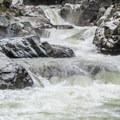 Granite Falls Fish Ladder on the South Fork of the Stillaguamish.- Mountain Loop Highway Itinerary