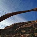 Landscape Arch, the showstopper.- 50 Favorite Hikes in Utah
