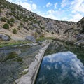 Twelve-mile Hot Spring.- 20 Must-Do Nevada Adventures