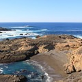 Sea Lion Point and Sea Lion Rocks in Point Lobos State Natural Reserve.- The Best of Big Sur: Hiking, Camping, Beaches, and Waterfalls