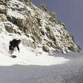 Terminal Cancer Couloir.- Ruby Mountains Wilderness
