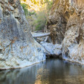 Big Sur RIver Gorge.- Backcountry Swimming Holes Worth the Effort