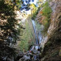 Limekiln Falls, Limekiln State Park.- The Best of Big Sur: Hiking, Camping, Beaches, and Waterfalls