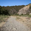 A short scenic walk with the mountains surrounding you on the way to the Red Rock Pools.- Best of Santa Barbara: Beaches, Camping, Parks, and Trails