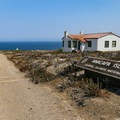 Whitewash and an ocean view on Anacapa Island.- Best of Santa Barbara: Beaches, Camping, Parks, and Trails