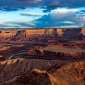 Canyonlands from Dead Horse Point State Park.- The Ultimate Utah National Parks Road Trip