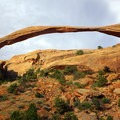Landscape Arch.- Astounding Rock Formations