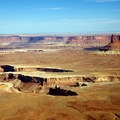 Wide open views abound from the Murphy Trail.- The 8 Best Hikes in Canyonlands National Park