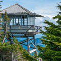 Granite Mountain Lookout.- Fire Lookouts of the West