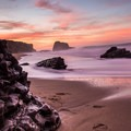 Sunrise on Panther Beach.- Beat the Heat: 20 Summer Escapes Near San Francisco