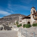 Scotty's Castle.- The Uninhabited West: Ghost Towns and Mines