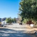 Panamint Springs Campground.- Camping in Death Valley National Park