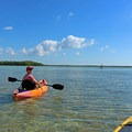 Kayaking in Great White Heron National Wildlife Refuge.- The Ultimate Florida Road Trip Part II: Central + South Florida