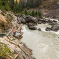 Keyhole Hot Springs.- 10 Must-Visit Hot Springs in the West