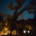 Phantom Ranch at night.- Grand Canyon Lodging: 15 Best Accommodations In and Out of the National Park
