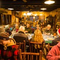 The mess hall in Phantom Ranch.- Grand Canyon Lodging: 15 Best Accommodations In and Out of the National Park