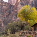 One of the cabins in the bottom of the canyon.- Grand Canyon Lodging: 15 Best Accommodations In and Out of the National Park