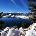 Dillon Reservoir.- OP Adventure Review: December 11-17