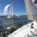 Sailing on Dillon Reservoir.- Dillon Reservoir's Best Hikes, Rides + Camping